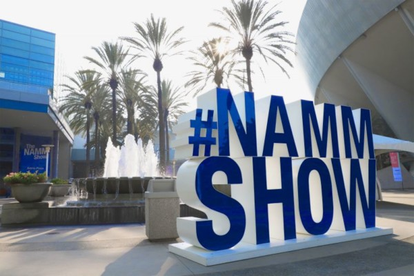 """NAMM Cancels 2021 Winter Show, Announces Online """"Believe In Music"""" Week"""