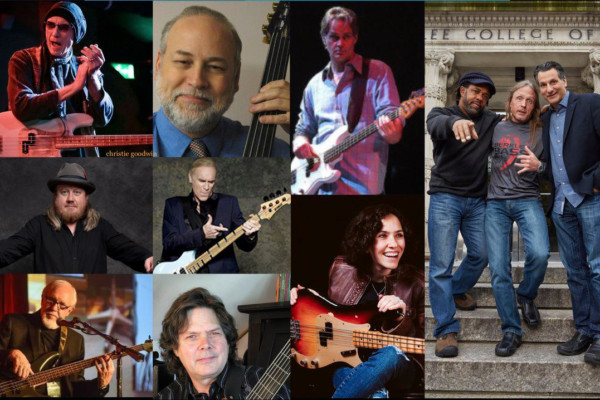 Steve Bailey, Victor Wooten, and John Patitucci to Host Top Nashville Bassists in Free Webinar