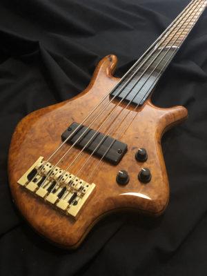 PHD Bass Guitars ELB Ergonomic Lightweight Bass Body