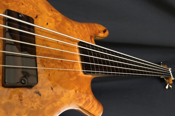 PHD Bass Guitars Introduces Ergonomic Lightweight Bass (ELB)