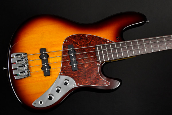 Sandberg Guitars Upgrades the Electra Series Basses