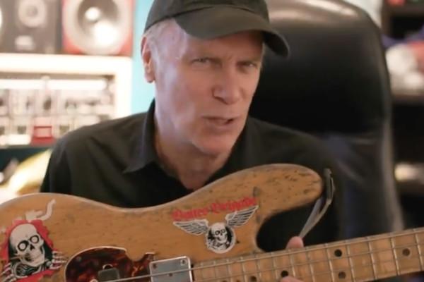 Bass Tales: Billy Sheehan