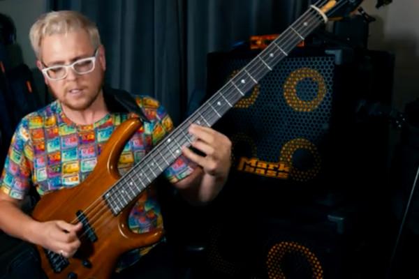 Evan Marien: Heart Glow (Bass Playthrough)