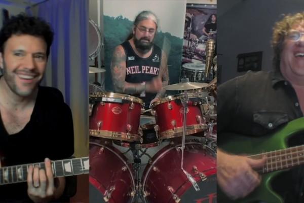 Mike Portnoy, Stuart Hamm, Paulie Z, Walter Ino: YYZ