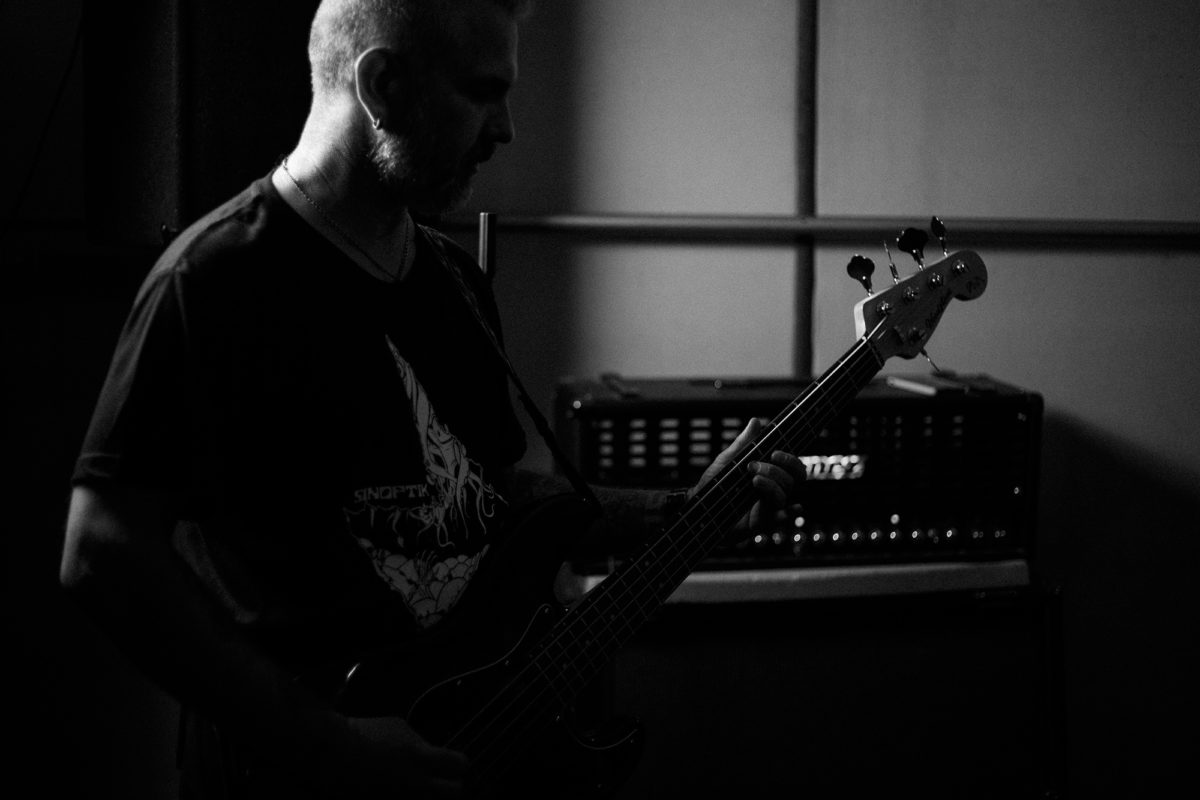 Bassist Recording