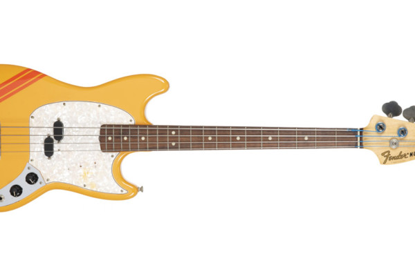 Bill Wyman Breaks Record for Highest Selling Bass Guitar at Auction