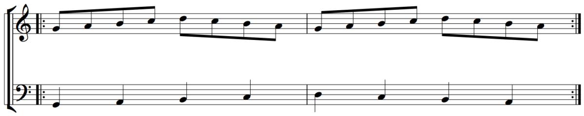 Developing Rhythmic Independence - Figure 2