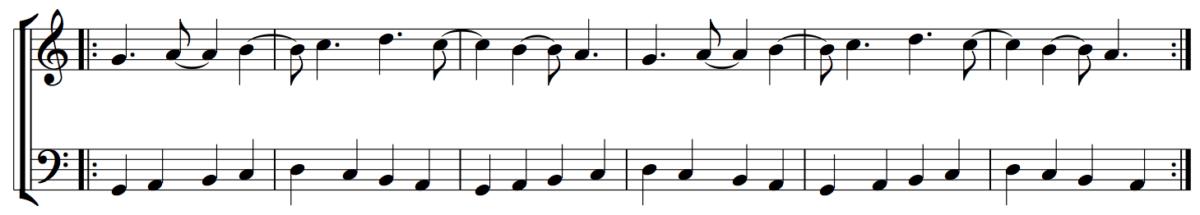 Developing Rhythmic Independence - Figure 6