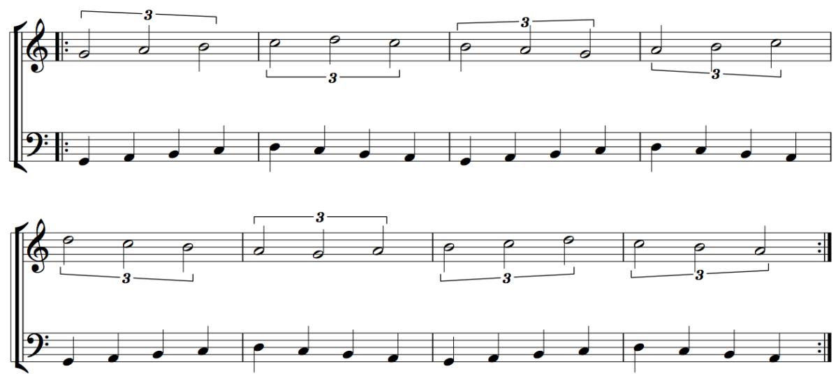 Developing Rhythmic Independence - Figure 9