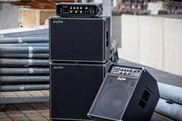 Harley Benton Unveils SolidBass Amp Series