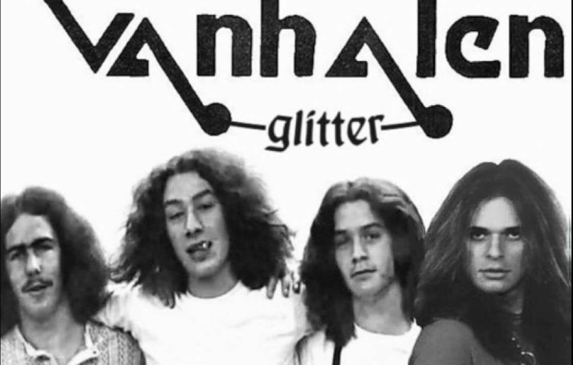 Mark Stone with Van Halen