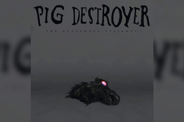 """Pig Destroyer Releases """"The Octagonal Stairway"""" with Travis Stone"""
