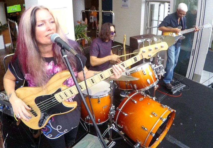 Rebecca Johnson Band