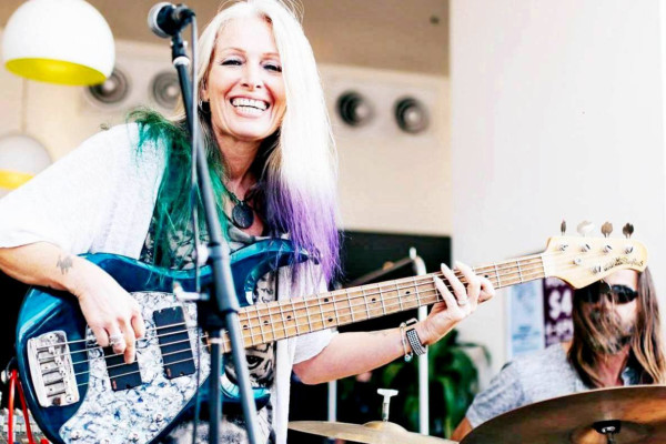 2020 Reader Favorite Bassists – #5: Rebecca Johnson