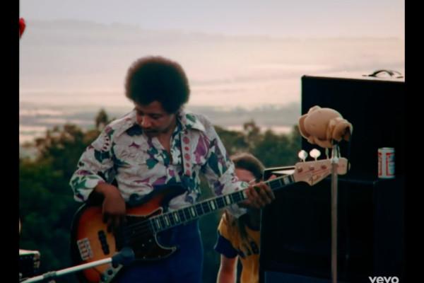 The Jimi Hendrix Experience: Voodoo Child (Slight Return) (Live In Maui, 1970)