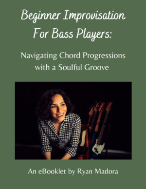 Beginner Improvisation For Bass Players