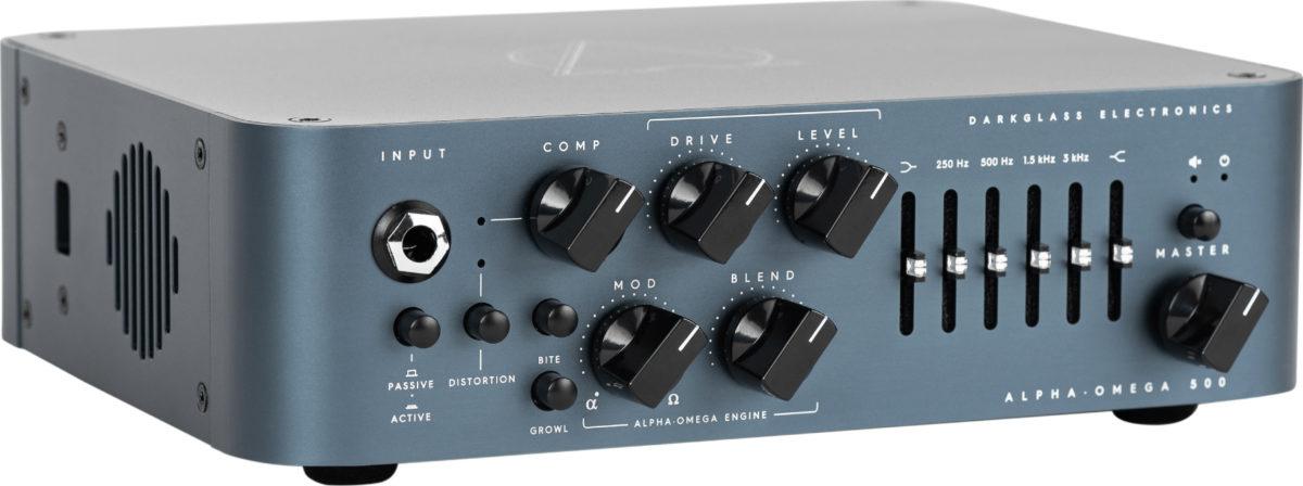 Darkglass Electronics Alpha Omega 500 Bass Amp