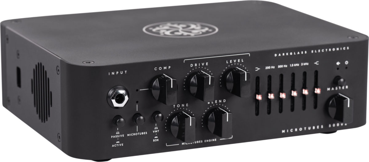Darkglass Electronics Microtubes 500v2 Bass Amp