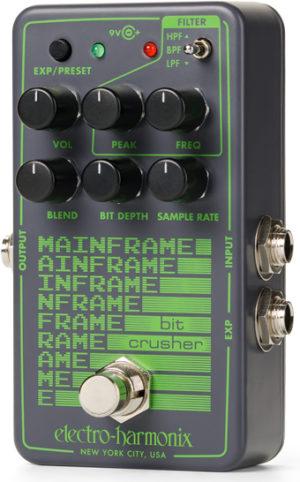 Electro-Harmonix Mainframe Bit Crusher Pedal