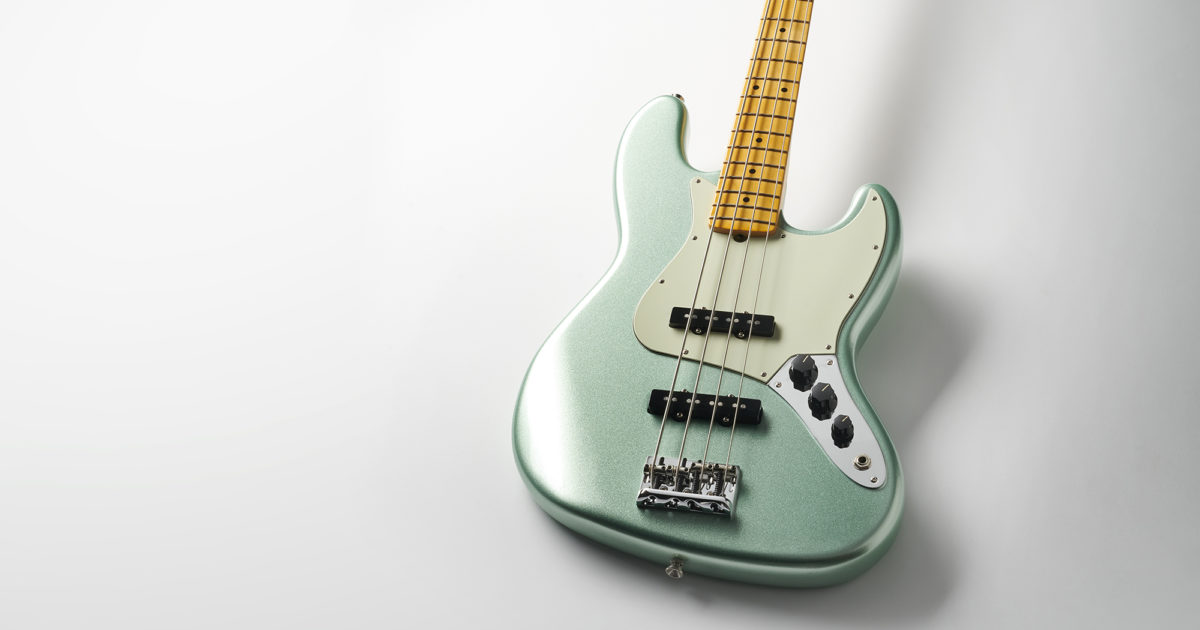 Fender American Professional II Series Bass (featured image)