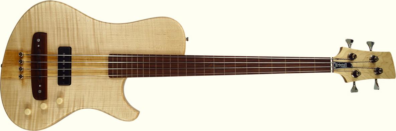Kristall Basses Room 4 Bass