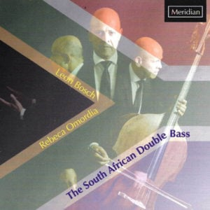 Leon Bosch: The South African Double Bass
