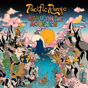 Pacific Range: High Upon The Mountain