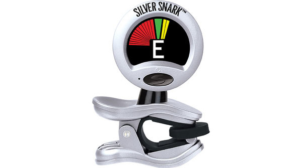 Snark Tuners Introduces Silver Snark Clip-On Tuner