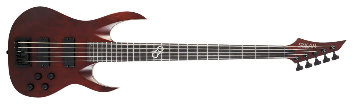 Solar Guitars AB2.5 AN Bass