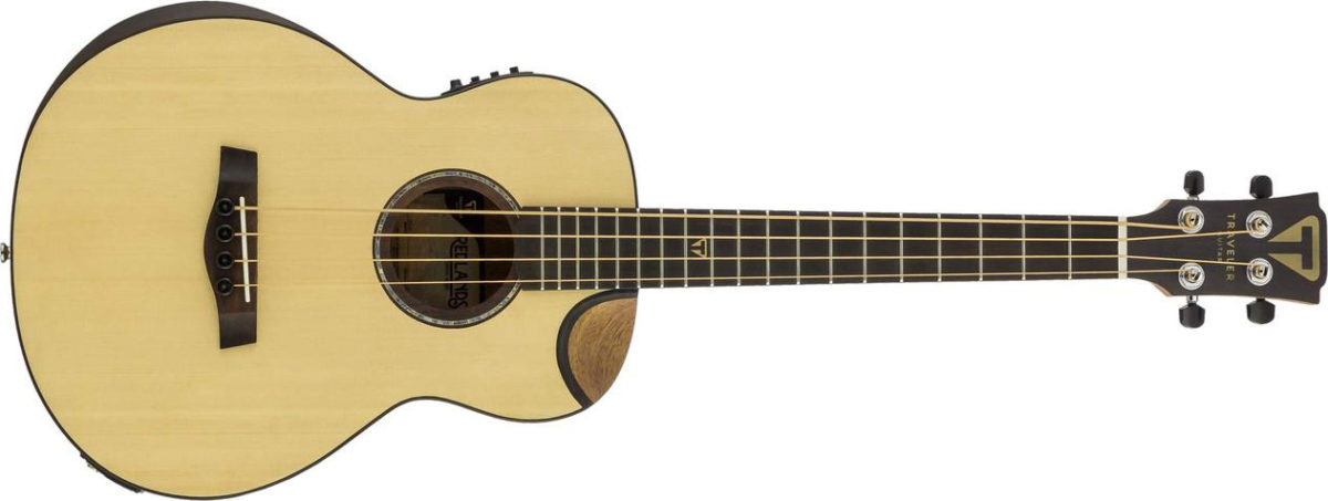 Traveler Guitar Redlands Concert Series Acoustic Bass - Spruce Body