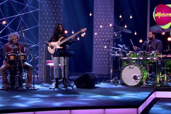 Louiz Banks: Timeless (with Mohini Dey and Gino Banks)