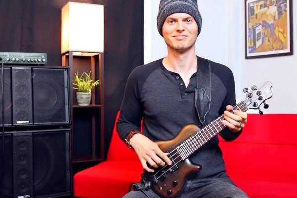Nathan Navarro: Dean Town (Mini Bass Version)