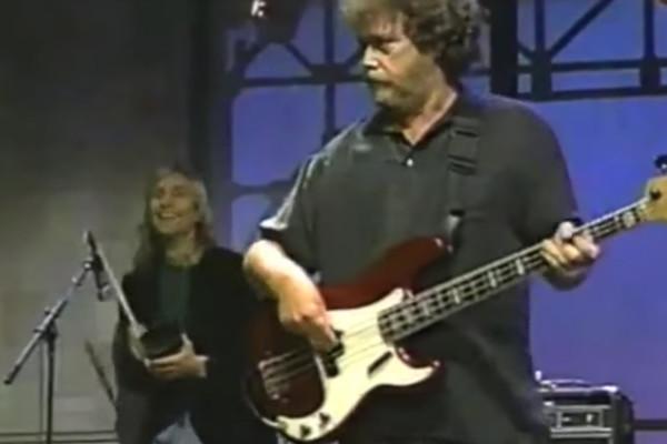 "Booker T & The MG's: ""Soul Limbo"" (Letterman Performance)"