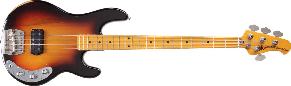 Cliff Williams Icon Series StingRay Bass