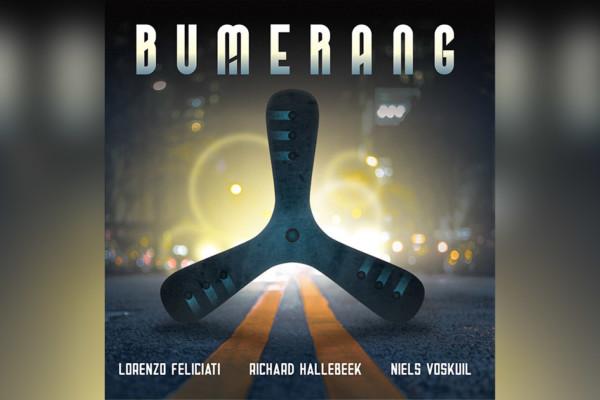 """Feliciati, Hallebeek, and Voskuil Release """"Bumerang"""""""