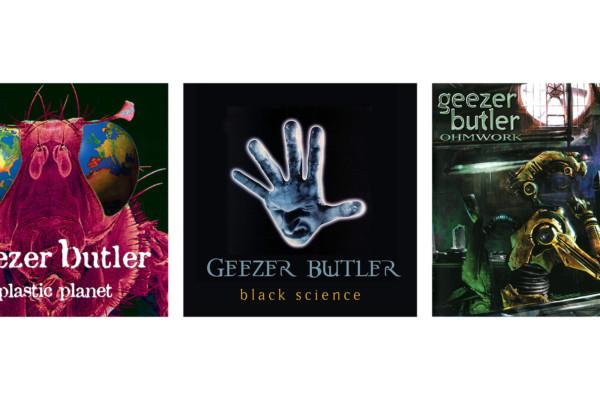 Geezer Butler's Solo Discography Rereleased on Vinyl