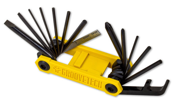 GrooveTech Introduces the Mini-Multi Guitar and Bass Multi-Tool