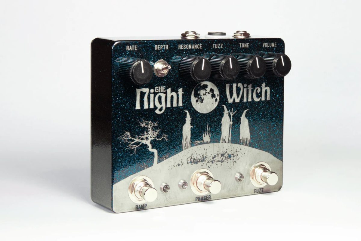 MSL Pedals Night Witch Pedal