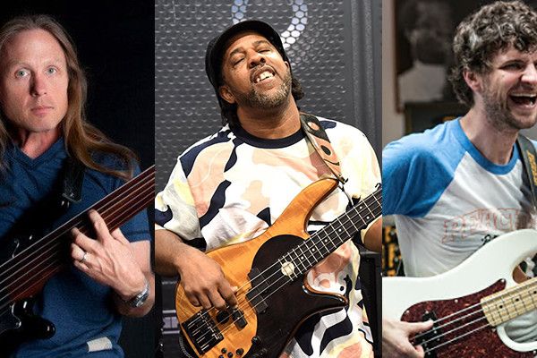 Steve Bailey and Victor Wooten Host Free Webinar with Snarky Puppy