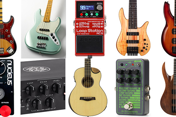 Bass Gear Roundup: The Top Gear Stories in October 2020