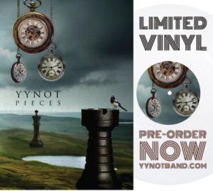 YYNOT: Pieces