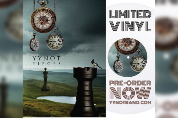"YYNOT Announces Limited Edition Vinyl Album, ""Pieces"""
