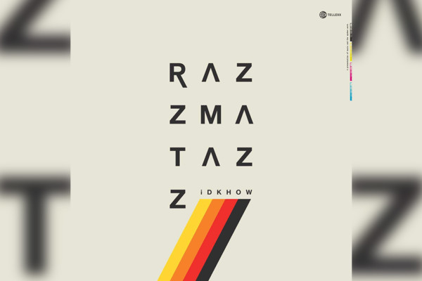 "Dallon Weekes and iDKHOW Release ""Razzmatazz"""