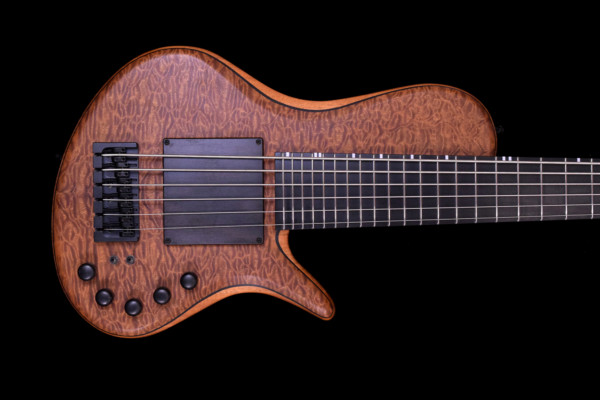 Adamovic Unveils the Katana Concept Bass