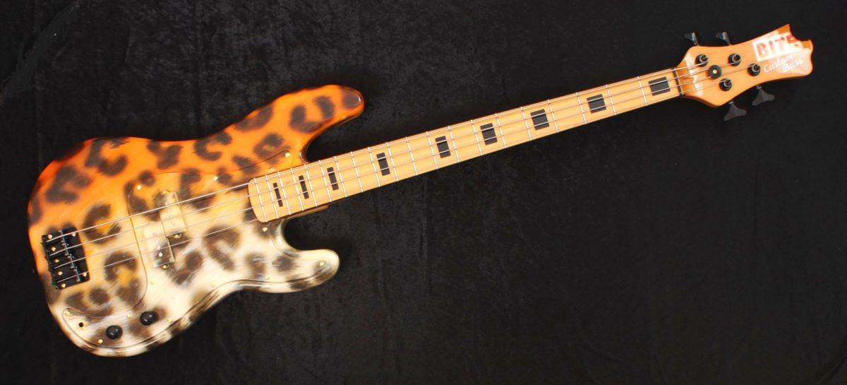 BITE Guitars Pussycat Punch Bass
