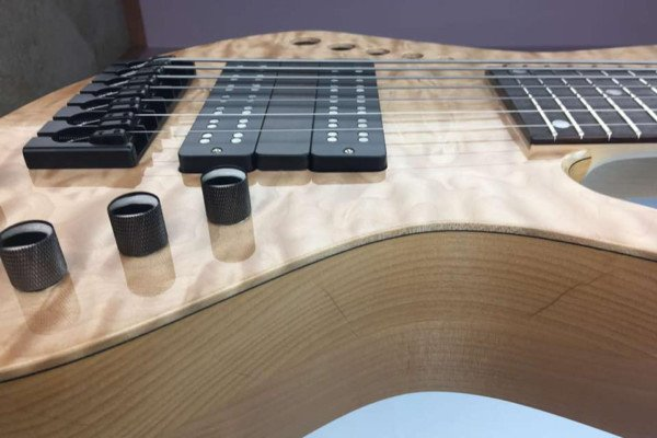 Bass of the Week: Benavente Guitars SCB Hybrid 7-String