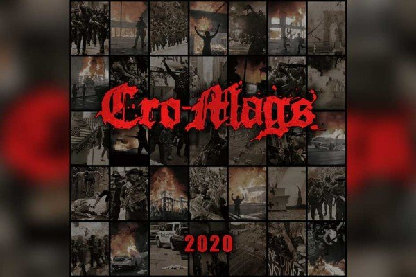 """Cro-Mags Release """"2020"""" EP"""