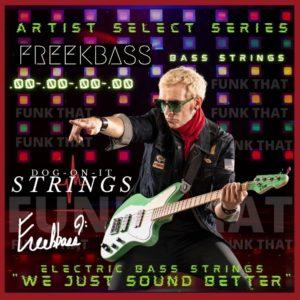 Dog-On-It Strings Freekbass Signature Bass Strings
