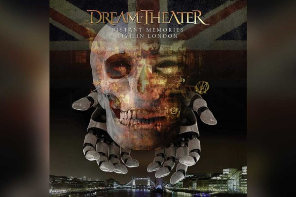 "Dream Theater Releases ""Distant Memories – Live In London"""