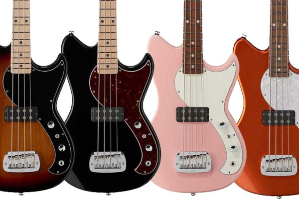 G&L Guitars Fullerton Deluxe Fallout Bass Now Shipping